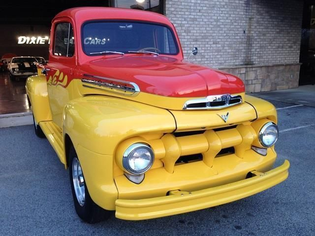1951 Ford F-1 SOLD - 11787058 - 11