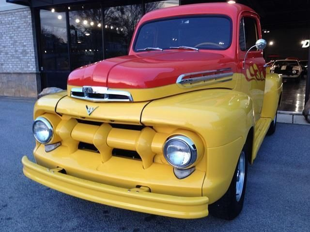 1951 Ford F-1 SOLD - 11787058 - 13