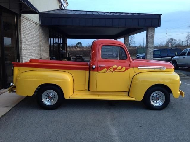 1951 Ford F-1 SOLD - 11787058 - 14