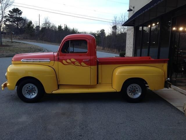 1951 Ford F-1 SOLD - 11787058 - 17