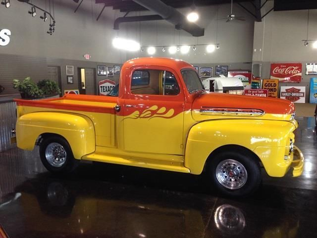 1951 Ford F-1 SOLD - 11787058 - 5