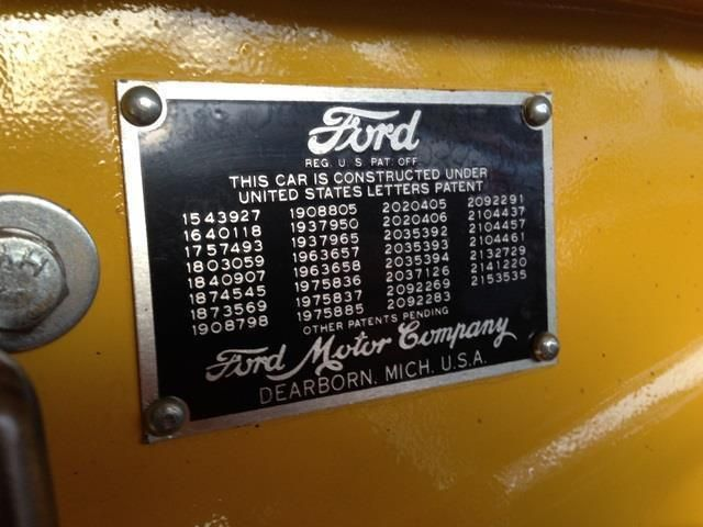 1951 Ford F-1 SOLD - 11787058 - 71