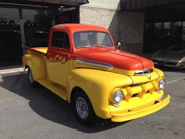 1951 Ford F-1 SOLD - 11787058 - 89