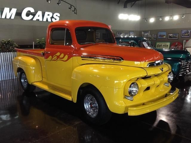 1951 Ford F-1 SOLD - 11787058 - 92