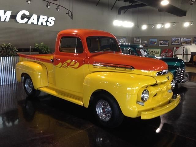 1951 Ford F-1 SOLD - 11787058 - 95