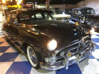 1951 Hudson Hornet Movie car Sedan