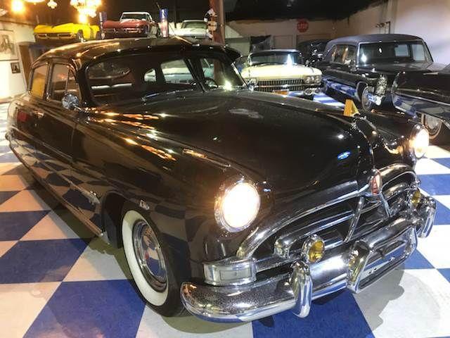 1951 Hudson Hornet Movie car