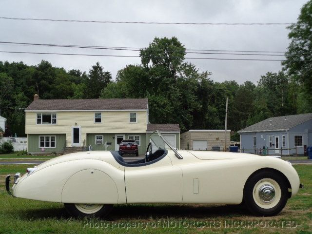 1951 Jaguar XK120 Convertible ONE OF THEE MOST WELL DONE RESTORATIONS WE HAVE EVER SEEN! - Click to see full-size photo viewer