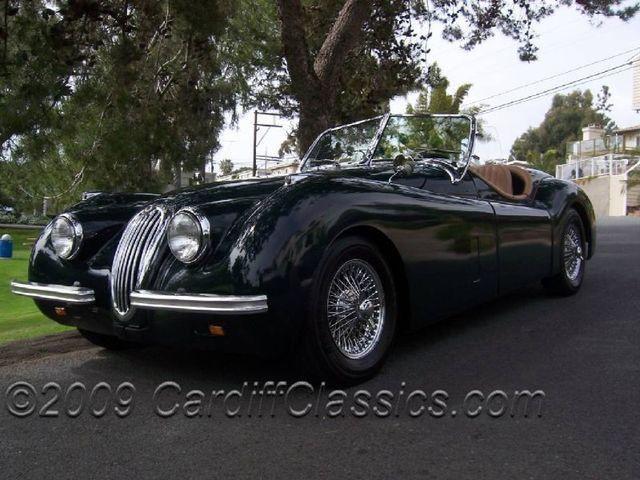 1951 Jaguar XK120 OTS