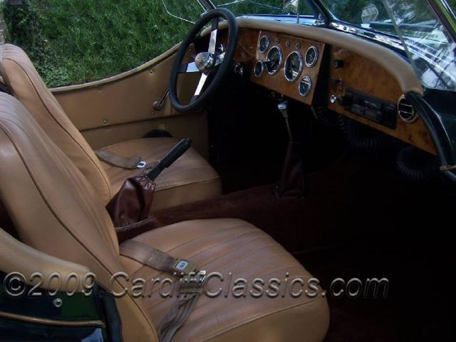 1951 Jaguar XK120 OTS Replica - Click to see full-size photo viewer