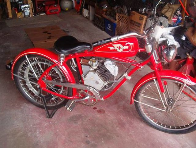 1951 Whizzer Pacemaker  - 18445602 - 0
