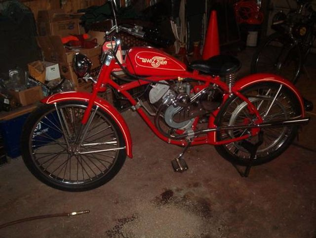 1951 Whizzer Pacemaker  - 18445602 - 2
