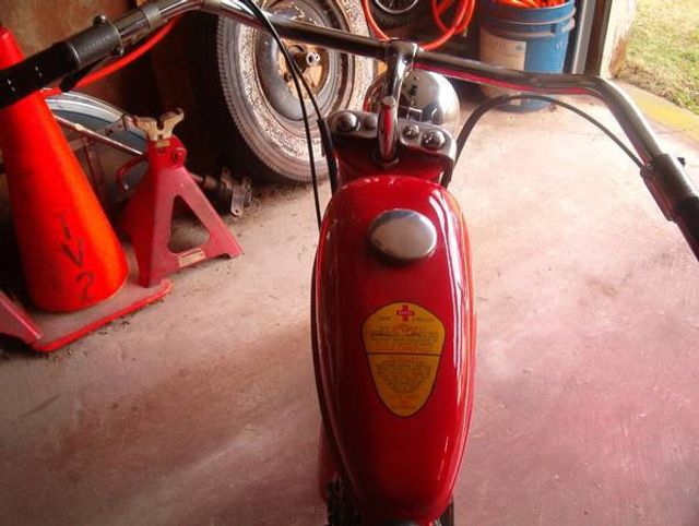 1951 Whizzer Pacemaker  - 18445602 - 4