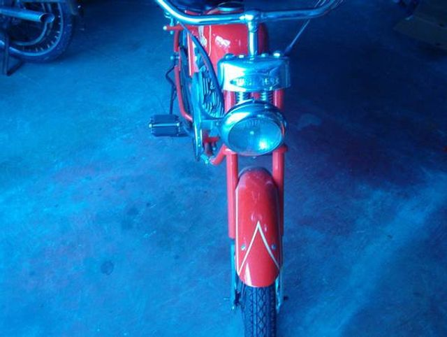 1951 Whizzer Pacemaker  - 18445602 - 6