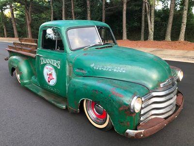 1952 Chevrolet 3100 Truck