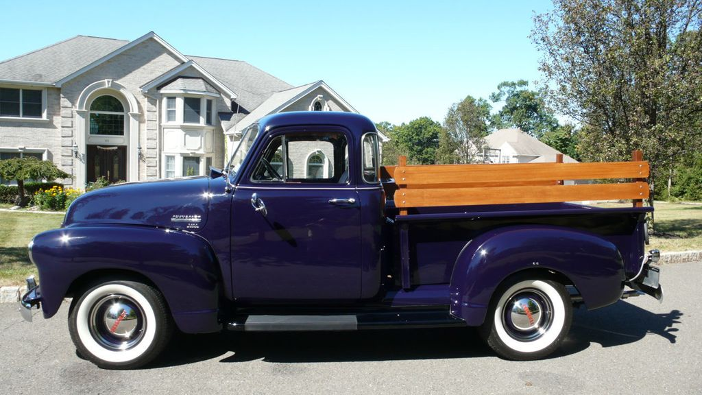 1952 Chevrolet PICK UP  - 16881825 - 0