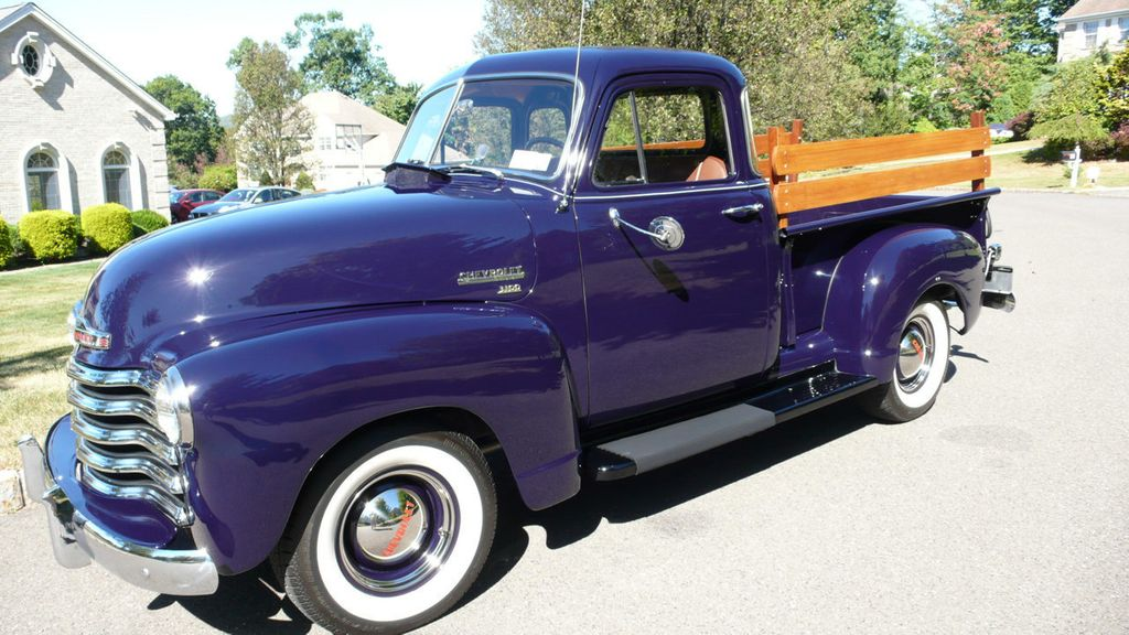 1952 Chevrolet PICK UP  - 16881825 - 4