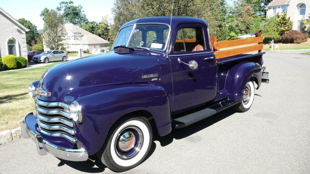 1952 Chevrolet PICK UP  - 16881825 - 5