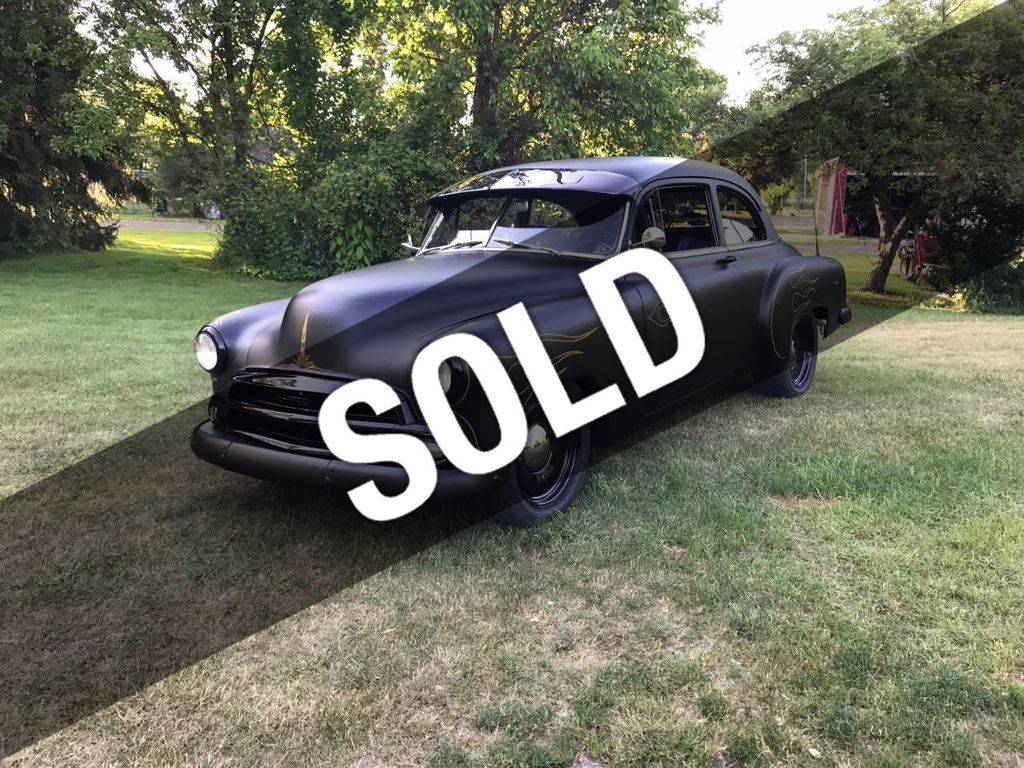 1952 Used Chevrolet Styleline For Sale At Webe Autos