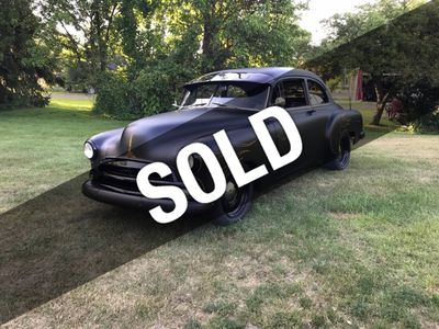1952 Chevrolet Styleline For Sale Coupe