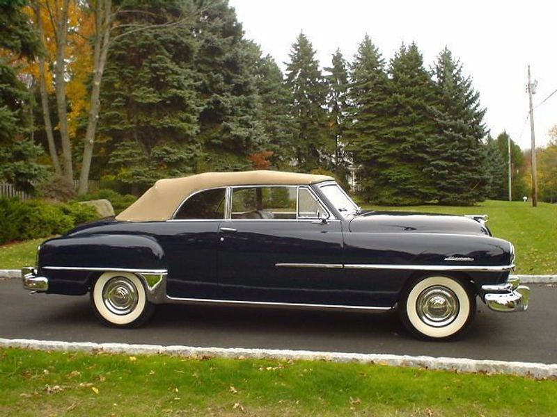 1952 Chrysler WINDSOR HIGHLANDER  - 799667 - 1