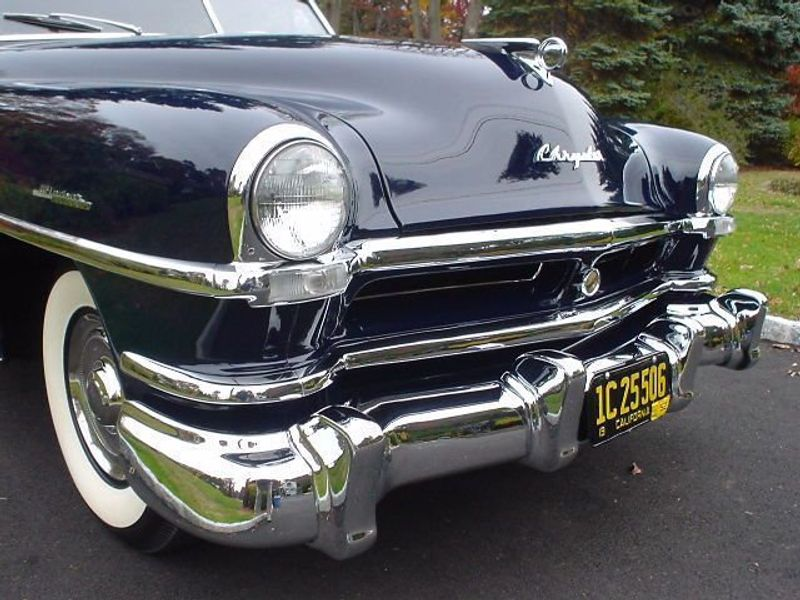1952 Chrysler WINDSOR HIGHLANDER  - 799667 - 2