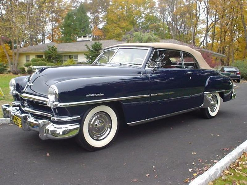 1952 Chrysler WINDSOR HIGHLANDER  - 799667 - 3