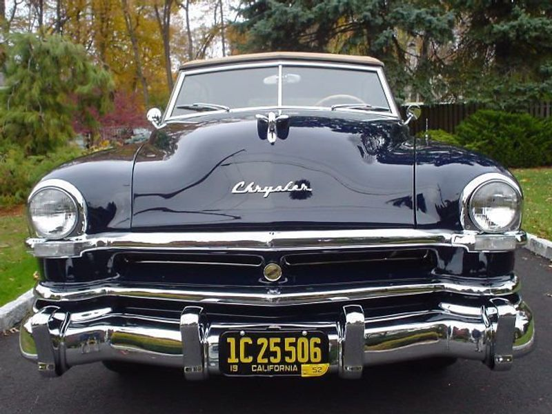 1952 Chrysler WINDSOR HIGHLANDER  - 799667 - 4