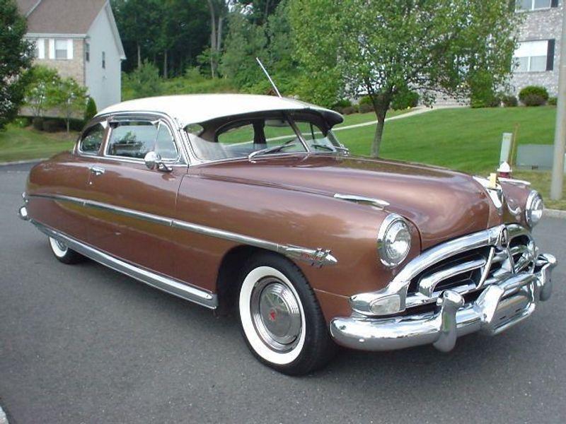 1952 used hudson hornet 2dr at find great cars serving. Black Bedroom Furniture Sets. Home Design Ideas