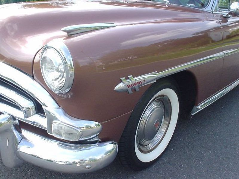 1952 Used Hudson Hornet 2dr At Find Great Cars Serving Ramsey Nj