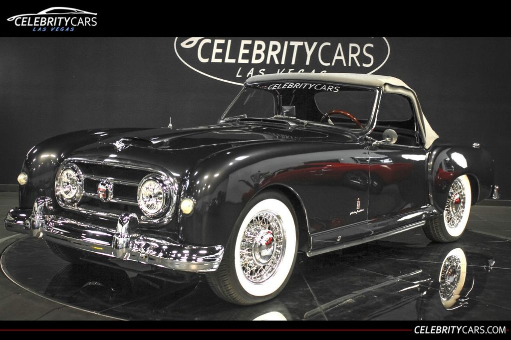 "1952 Nash Healey Cabriolet ""America's first post-war sports car"" - 18003758 - 0"