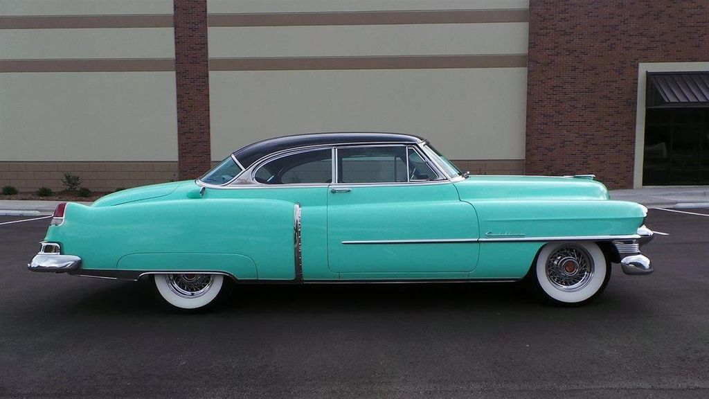 1953 Used Cadillac DEVILLE COUPE DEVILLE at Find Great Cars Serving