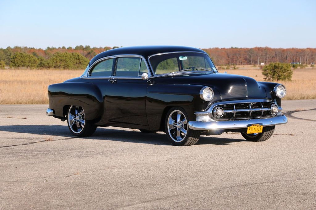 1953 Chevrolet Bel Air Resto Mod - 17089719 - 11