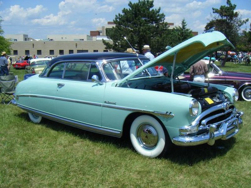 1953 HUDSON HOLLYWOOD HORNET Coupe - 222222223456 - 0