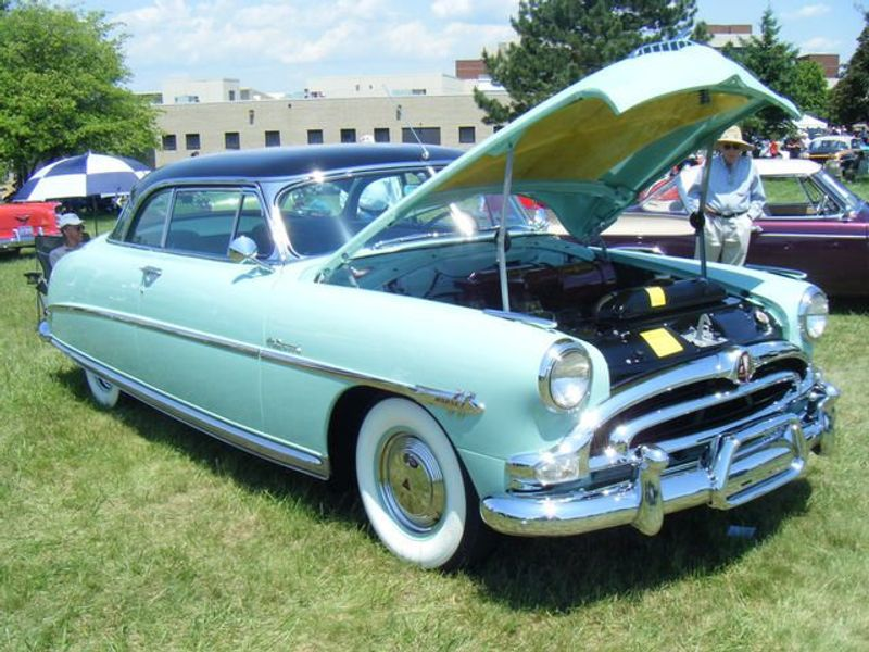 1953 HUDSON HOLLYWOOD HORNET Coupe - 222222223456 - 1