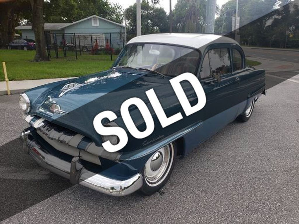 1953 Plymouth Cambridge For Sale - 17732045 - 0