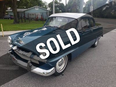 1953 Plymouth Cambridge