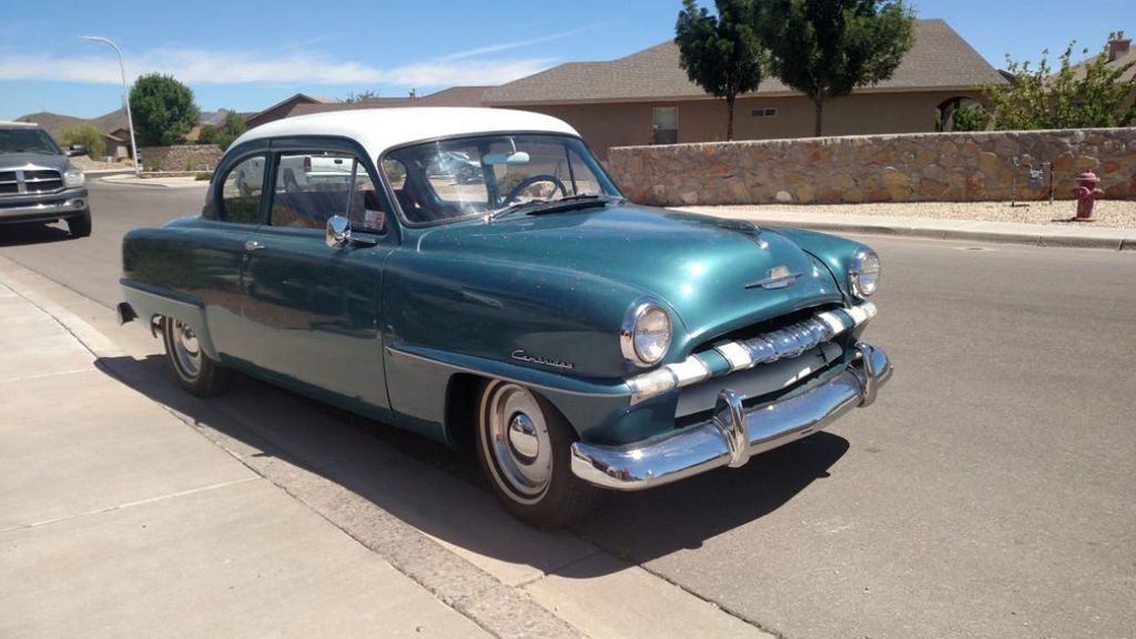 1953 Plymouth Cambridge For Sale - 17732045 - 9