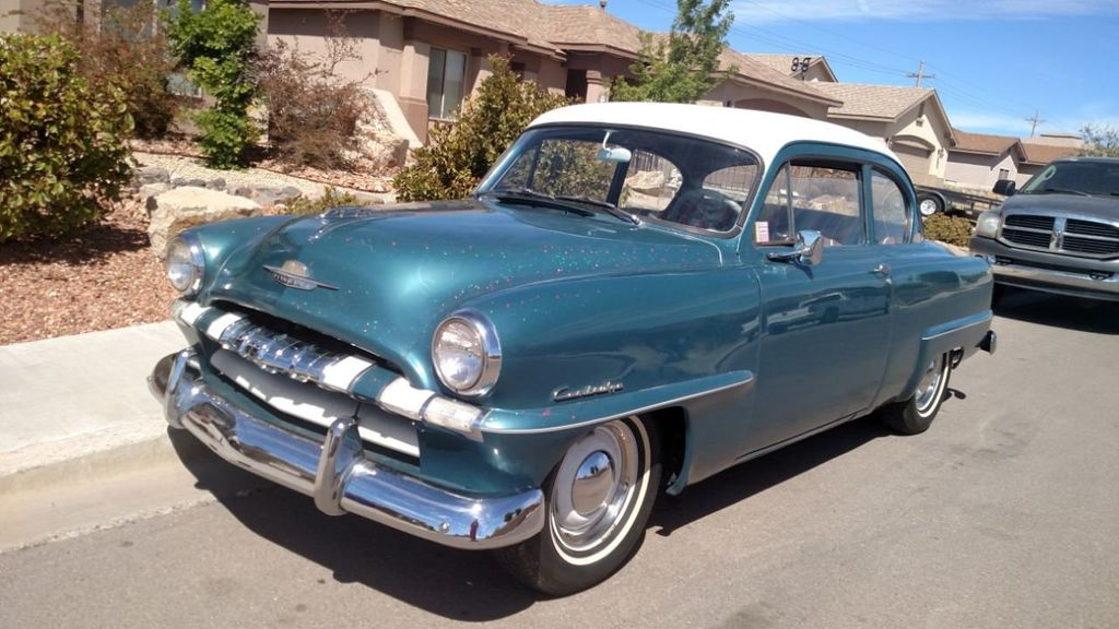 1953 Plymouth Cambridge For Sale - 17732045 - 8