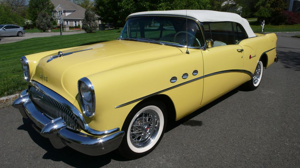 1954 Buick SPECIAL  - 15038348 - 7