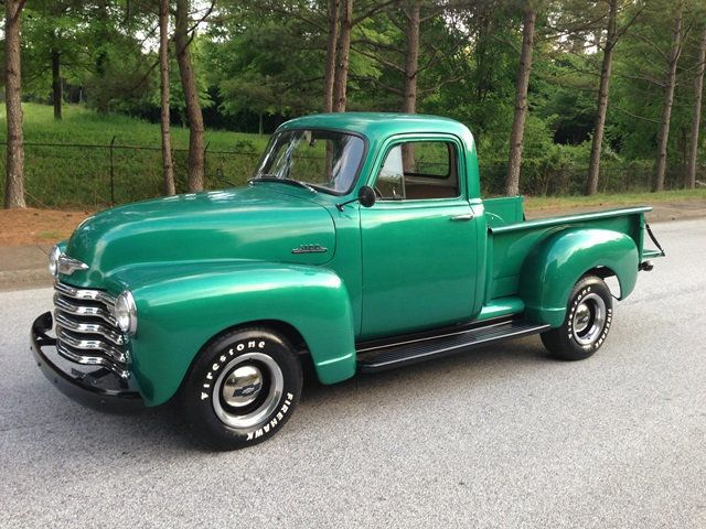 1954 Chevrolet 3100 Sold Pick Up Truck H54b020367 0