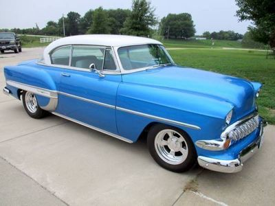 1954 Chevrolet Bel Air  - Click to see full-size photo viewer