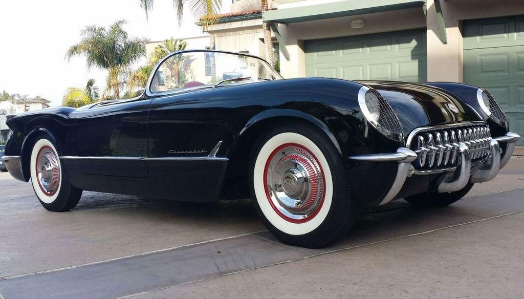 1954 Chevrolet Corvette  - 17183460 - 17