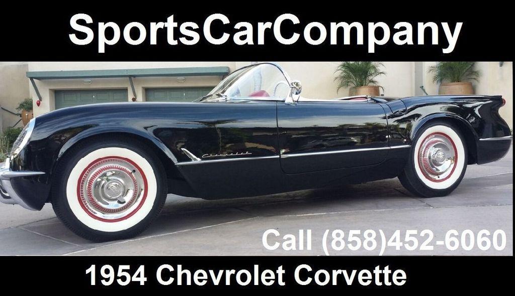 1954 Chevrolet Corvette  - 17183460 - 1