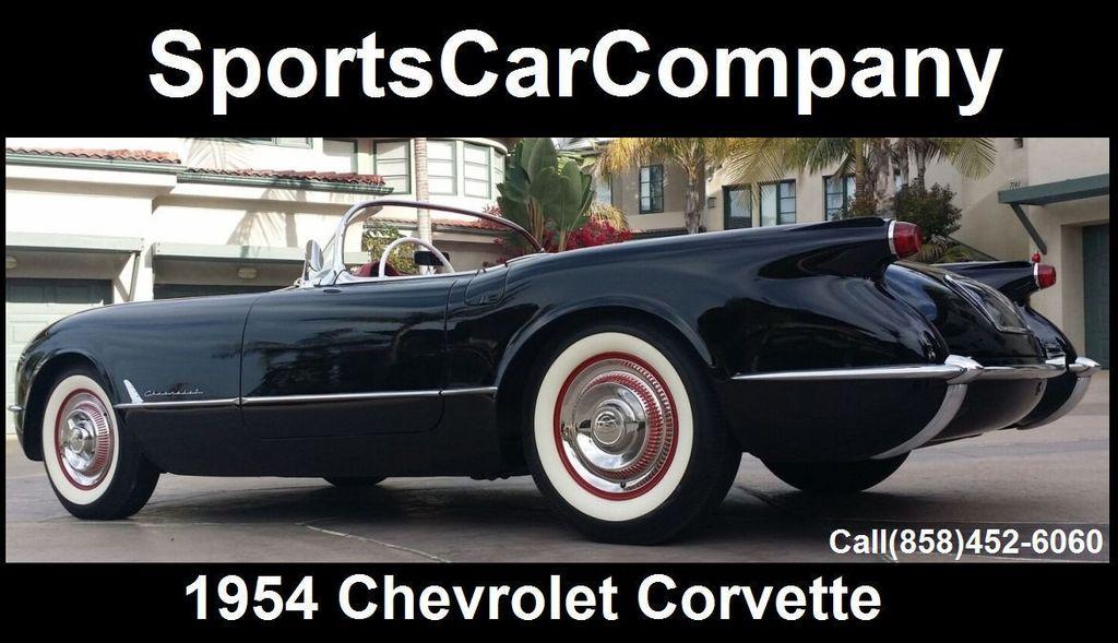 1954 Chevrolet Corvette  - 17183460 - 2