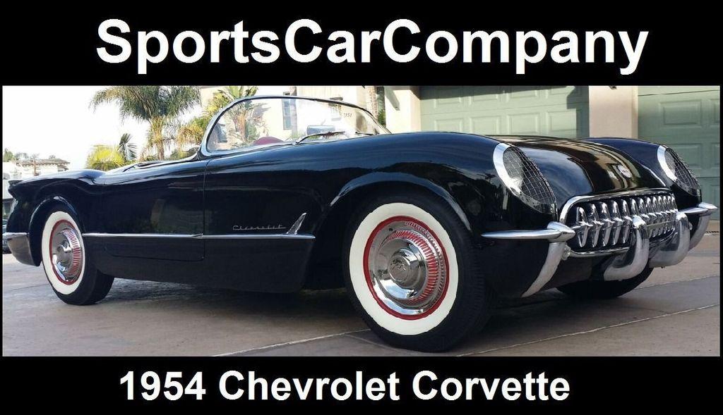 1954 Chevrolet Corvette  - 17183460 - 4