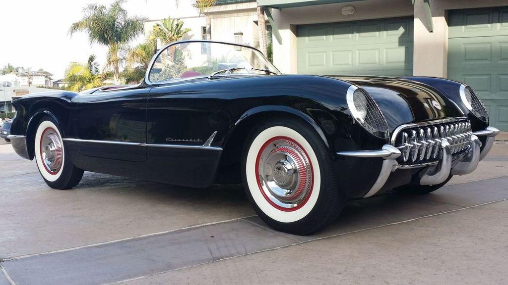 1954 Chevrolet Corvette  - 17183460 - 59
