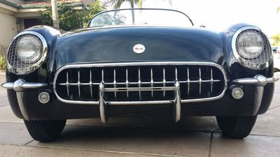 1954 Chevrolet Corvette  - Click to see full-size photo viewer