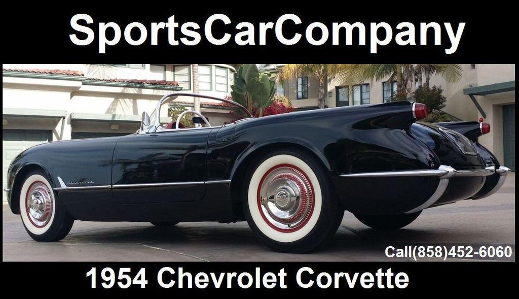 1954 Chevrolet Corvette  - 17183460 - 66