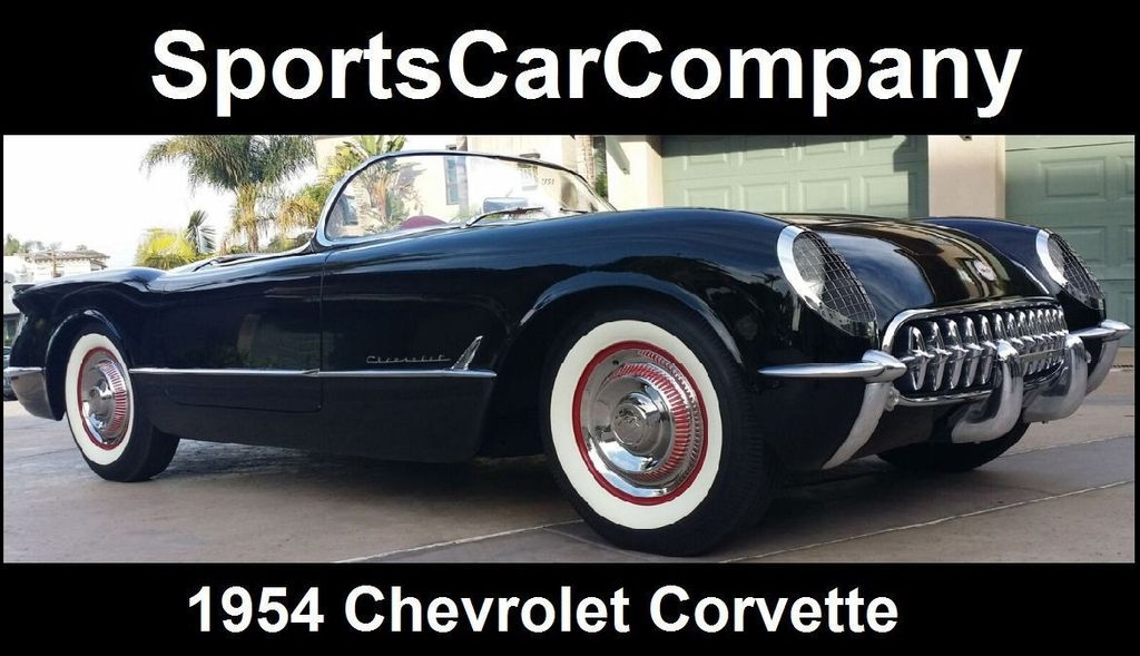 1954 Chevrolet Corvette  - 17183460 - 67